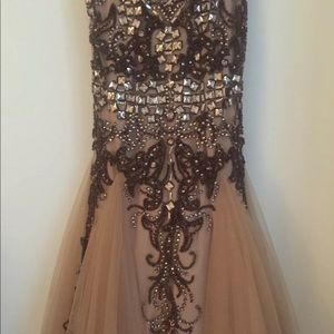 Special occasion gown